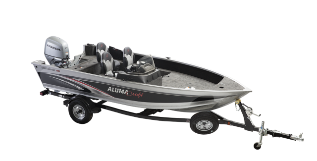 2018 Alumacraft Competitor 165 CS