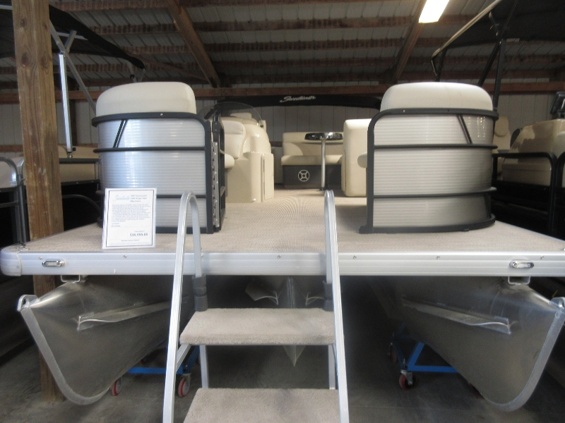 2017 Sweetwater 2086 Cruise Triple Tube Pkg.