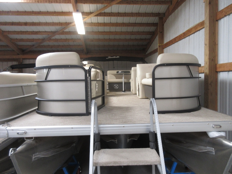 2017 Sweetwater 2286 Cruise Triple Tube Package