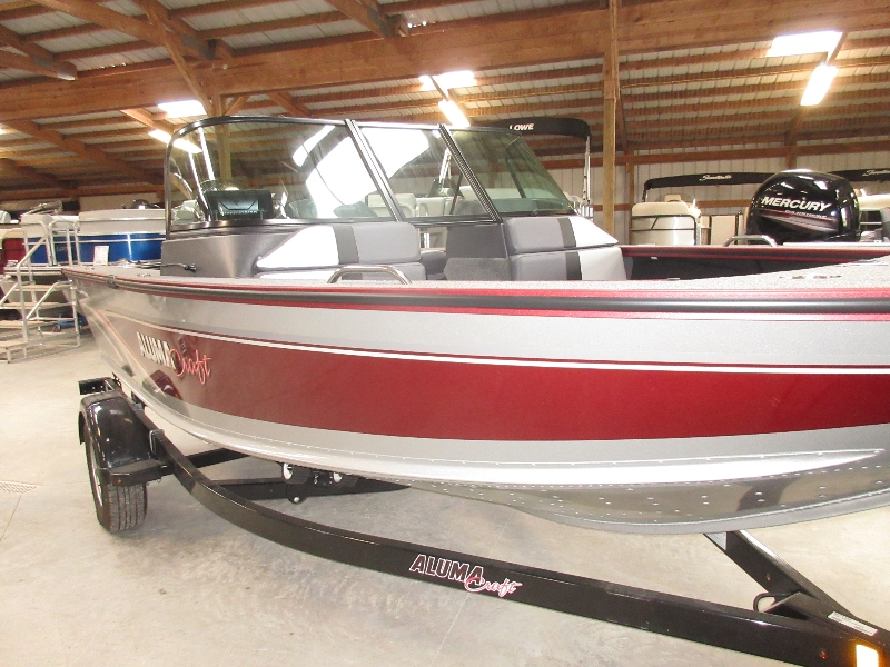 2018 Alumacraft EDGE 175 Sport