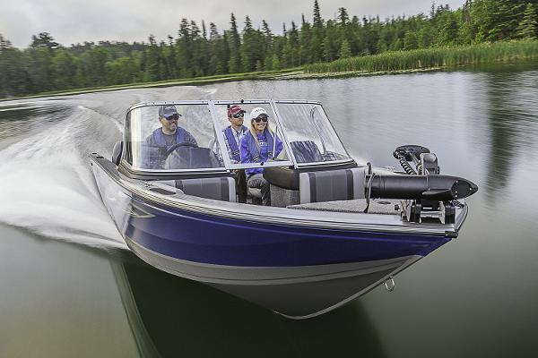 Crestliner Fishing Boats