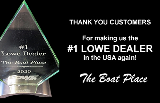 #1 Lowe Dealer in USA